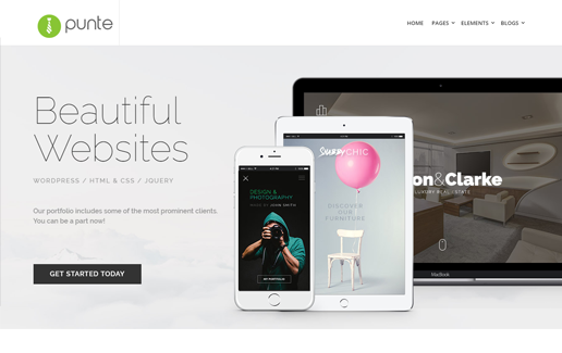 Responsive Business Premium WordPress Theme