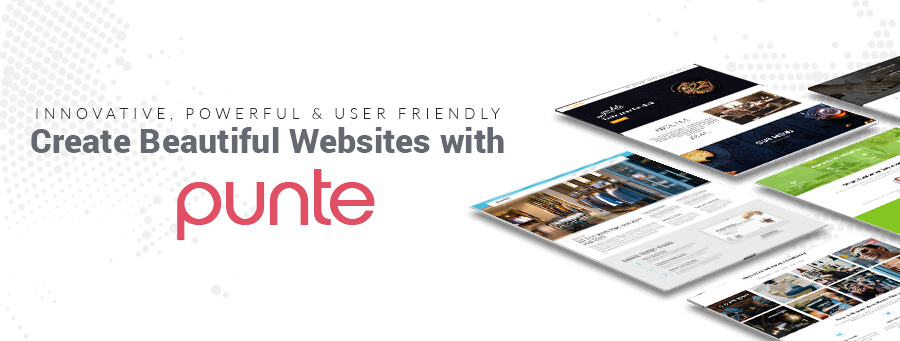 Punte - Premium WordPress Theme
