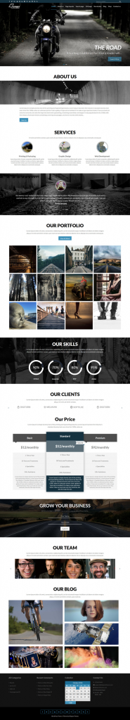 47Street - Best Multipurpose WordPress Theme