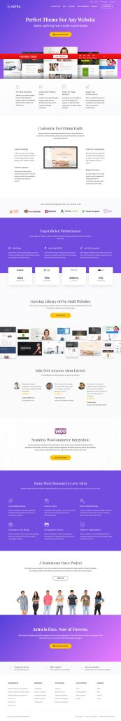 Astra Pro - Best Multipurpose WordPress Theme