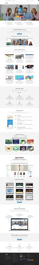 Total - Best Multipurpose WordPress Theme