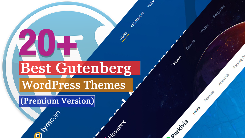 20+ Best Gutenberg WordPress Themes